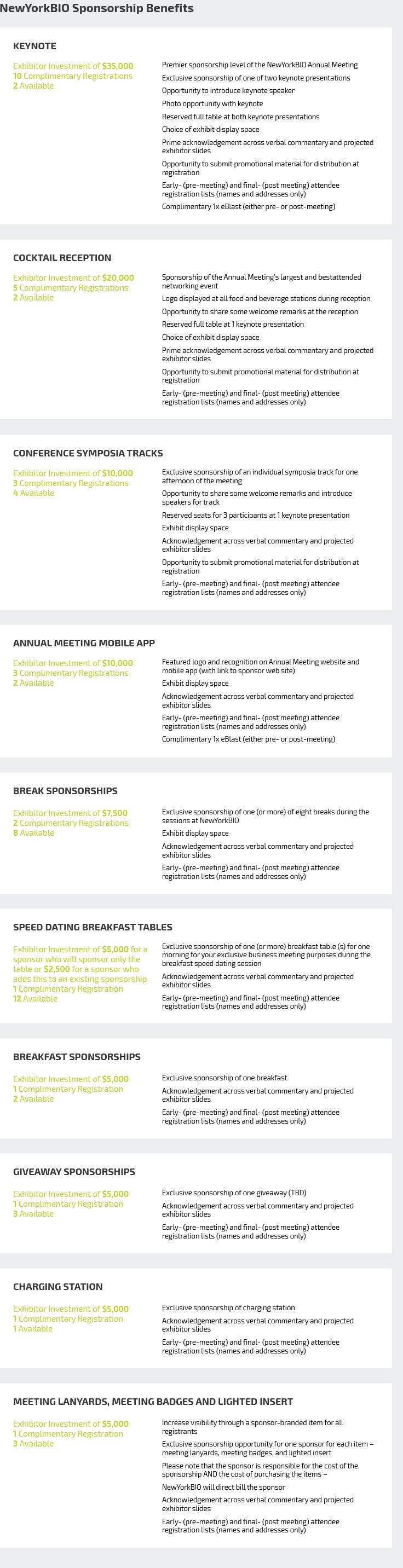 Sponsor Benefits 031918-01